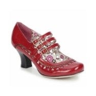 Vagabond sko med kilehæl udsalg