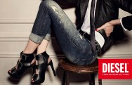 Leopard sko dame